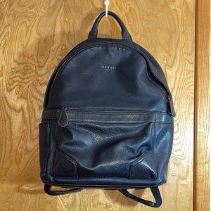Ted Baker Uzzano Leather Back Pack